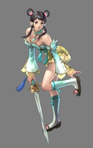 Rating: Safe Score: 28 Tags: asian_clothes see_through soul_calibur soul_calibur_v sword transparent_png weapon yan_leixia User: Radioactive