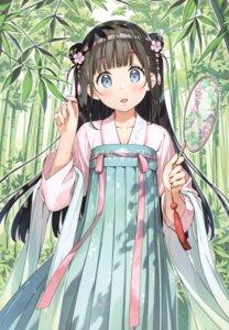 Rating: Safe Score: 44 Tags: asian_clothes kantoku User: kiyoe