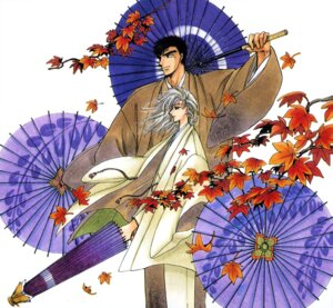 Rating: Safe Score: 4 Tags: clamp kusanagi_shiyu kuzuki_kakyou male x User: Share