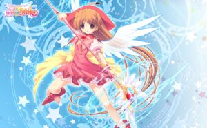 Rating: Safe Score: 15 Tags: dress ohno_tetsuya prism_magical wings User: aiur