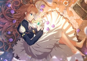Rating: Safe Score: 19 Tags: chinchongcha dress mecha_musume tagme violet_evergarden violet_evergarden_(character) User: Spidey