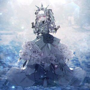 Rating: Safe Score: 18 Tags: gothic_lolita lolita_fashion moe_(hamhamham) monster_girl User: KazukiNanako