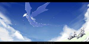 Rating: Safe Score: 31 Tags: landscape pixiv_fantasia_v sky-freedom User: vily00-