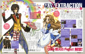 Rating: Safe Score: 5 Tags: code_geass lelouch_lamperouge nunnally_in_wonderland nunnally_lamperouge okayama_shinako User: PPV10