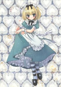Rating: Safe Score: 19 Tags: hato_no_tamago lolita_fashion rami User: petopeto