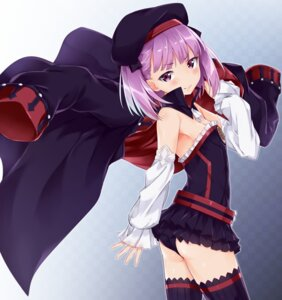Rating: Safe Score: 66 Tags: ass cleavage fate/grand_order helena_blavatsky_(fate/grand_order) mishin_(mbmnk) pantsu thighhighs User: nphuongsun93