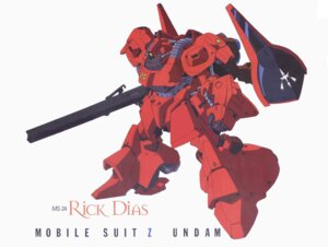 Rating: Safe Score: 6 Tags: gundam mecha nagano_mamoru zeta_gundam User: Radioactive