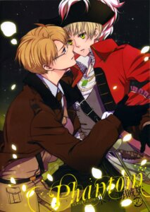 Rating: Safe Score: 5 Tags: america hetalia_axis_powers male megane shikago sword united_kingdom yaoi User: charunetra