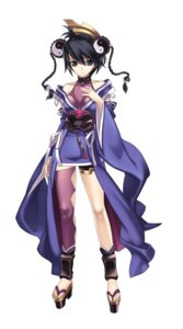Rating: Safe Score: 25 Tags: ar_tonelico cross_edge gust_(company) hirano_katsuyuki japanese_clothes misha_arsellec_lune thighhighs User: Radioactive
