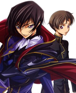 Rating: Safe Score: 7 Tags: chiba_yuriko code_geass lelouch_lamperouge male rollo_lamperouge User: Radioactive