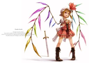 Rating: Safe Score: 16 Tags: flandre_scarlet kurione touhou User: Mr_GT