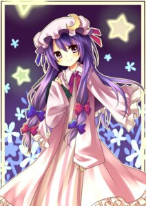 Rating: Safe Score: 16 Tags: amene_kurumi patchouli_knowledge touhou User: Radioactive