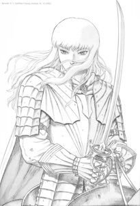 Rating: Safe Score: 2 Tags: berserk griffith male User: Umbigo