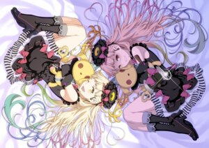 Rating: Safe Score: 38 Tags: dress heels mayu_(vocaloid) pairan vocaloid User: RaulDJ747