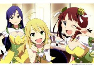 Rating: Safe Score: 30 Tags: amami_haruka hoshii_miki kisaragi_chihaya tanaka_yuusuke the_idolm@ster User: animeprincess