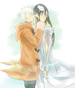 Rating: Safe Score: 10 Tags: dress kurokke male nezumi no.6 shion_(no.6) trap yaoi User: charunetra