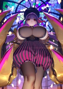 Rating: Questionable Score: 79 Tags: armor fate/extra fate/extra_ccc fate/grand_order fate/stay_night pantyhose passion_lip thank_star User: blooregardo