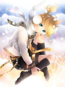 Rating: Safe Score: 10 Tags: hima_(ab_gata) kagamine_len male vocaloid User: Nekotsúh