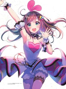 Rating: Safe Score: 23 Tags: a.i._channel cleavage dress garter kizuna_ai morikura_en User: Nepcoheart