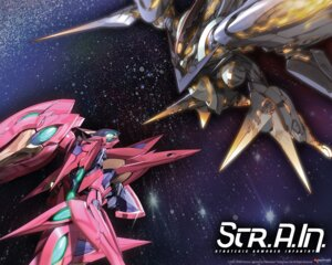 Rating: Safe Score: 7 Tags: mecha soukou_no_strain wallpaper User: fly24
