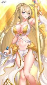 Rating: Questionable Score: 20 Tags: armor bikini_armor nez-box sword User: Mr_GT