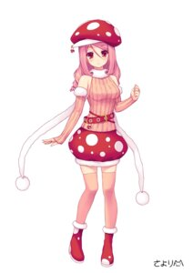 Rating: Safe Score: 39 Tags: amanita sayori thighhighs User: 椎名深夏