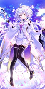 Rating: Safe Score: 25 Tags: fate/grand_order_arcade garter heels l_seohui merlin_(fate/prototype) thighhighs weapon User: Mr_GT