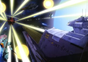 Rating: Safe Score: 10 Tags: gun gundam mecha mobile_suit_gundam victory_gundam User: drop