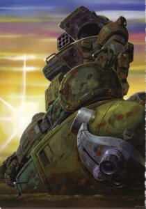 Rating: Safe Score: 4 Tags: mecha votoms User: Radioactive