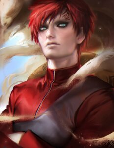 Rating: Safe Score: 10 Tags: gaara male naruto sakimichan User: charunetra