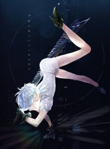 Rating: Safe Score: 19 Tags: antarcticite heels houseki_no_kuni sugurin weapon User: charunetra