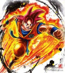 Rating: Safe Score: 5 Tags: dragon_ball dragon_ball_super male son_goku uniform User: drop