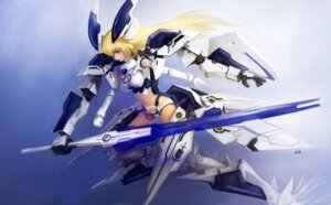 Rating: Questionable Score: 30 Tags: altlene busou_shinki hanshu mecha_musume sword User: sylver650