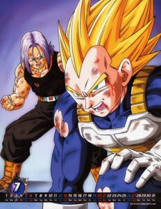 Rating: Safe Score: 6 Tags: calendar dragon_ball male trunks vegeta User: Radioactive