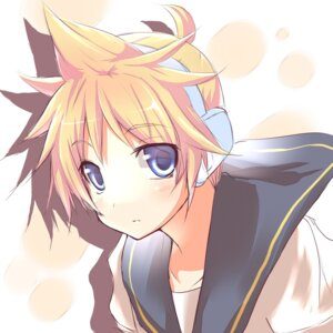 Rating: Safe Score: 10 Tags: hirasato kagamine_len male vocaloid User: charunetra