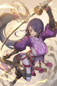 Rating: Safe Score: 53 Tags: armor bodysuit fate/grand_order kakage minamoto_no_raikou_(fate/grand_order) sword User: nphuongsun93