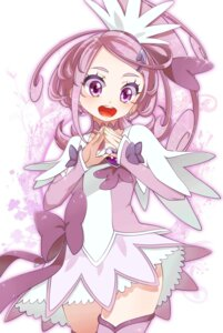 Rating: Safe Score: 15 Tags: dokidoki!_precure kenzaki_makoto pretty_cure thighhighs yupiteru User: Radioactive