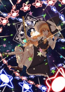 Rating: Safe Score: 25 Tags: dress kirisame_marisa sugar_sound touhou witch User: Mr_GT