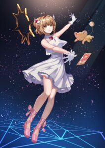 Rating: Safe Score: 13 Tags: card_captor_sakura dress kerberos kinomoto_sakura tagme User: saemonnokami