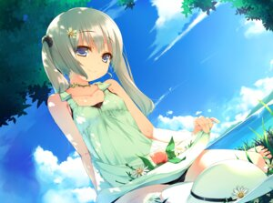 Rating: Safe Score: 175 Tags: dress nekomu summer_dress User: Nekotsúh