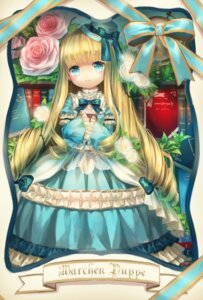Rating: Safe Score: 16 Tags: dress lolita_fashion yumeichigo_alice User: charunetra