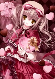 Rating: Safe Score: 60 Tags: harukaze_setsuna lolita_fashion skirt_lift tinkerbell tinkle valentine User: midzki
