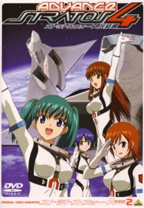 Rating: Safe Score: 4 Tags: doi_shizuha honjou_mikaze kikuhara_karin nakamura_ayamo stratos_4 User: Radioactive