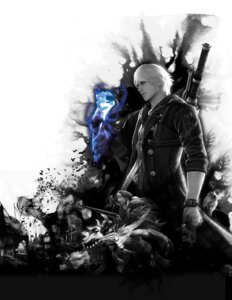 Rating: Safe Score: 5 Tags: devil_may_cry male nero User: Radioactive