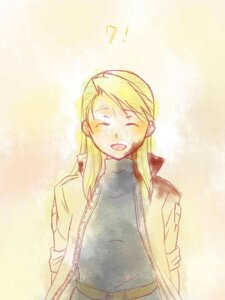 Rating: Safe Score: 6 Tags: fullmetal_alchemist riza_hawkeye User: Radioactive