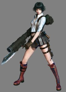 Rating: Safe Score: 15 Tags: cg devil_may_cry heterochromia lady User: Radioactive