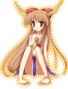 Rating: Safe Score: 8 Tags: horns ibuki_suika luky touhou User: Radioactive