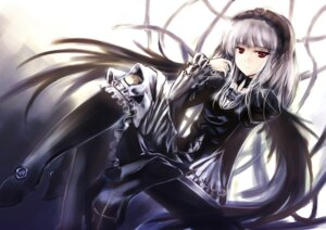 Rating: Safe Score: 18 Tags: abudala lolita_fashion rozen_maiden suigintou wings User: suigintou3cc