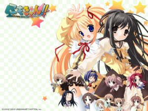 Rating: Safe Score: 9 Tags: chibi dress ito_noizi komorebi_ni_yureru_tama_no_koe unisonshift wallpaper User: noirblack