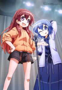 Rating: Safe Score: 6 Tags: dress maesetsu! megane yamauchi_naoki User: drop